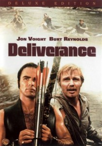deliverance movie poster